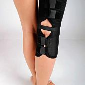 Knee brace, short