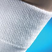 Diabetické ponožky s masáží chodidla bílé