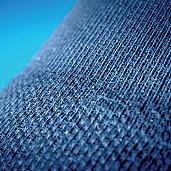 Diabetické ponožky s antibakteriální úpravou jeans
