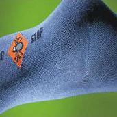 Dětské ponožky proti klíšťatům jeans
