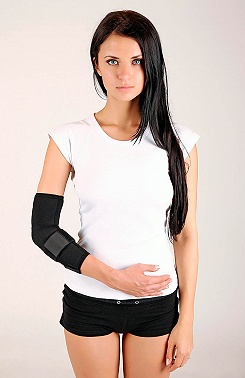 Elbow Bandage with Epicondylar Tape