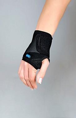 Wrist bandage