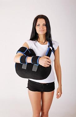 Schultergelenkabduktionsschiene