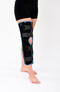 Ortéza kolenního kloubu přímá