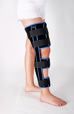 Panopfix direct knee fixation brace