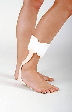 Peroneal foot orthosis