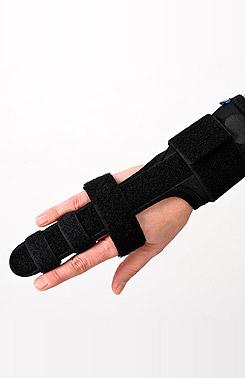 Ortéza prstů ruky