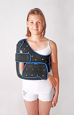 Shoulder brace – Dessault's bandage