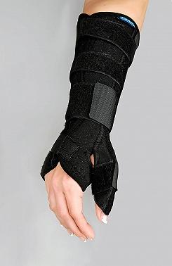 Ortéza zápěstí a palce ruky