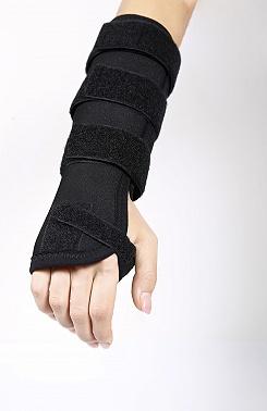 Wrist brace, long