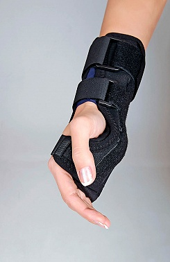 Wrist brace, Carpal