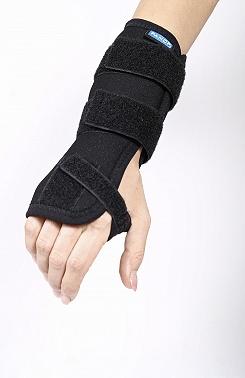 Wrist brace, short