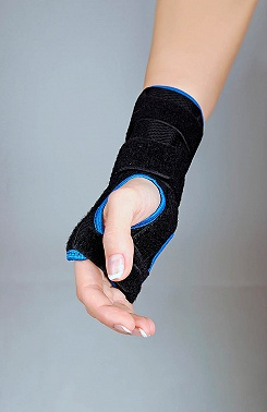 Wrist brace, Manufix