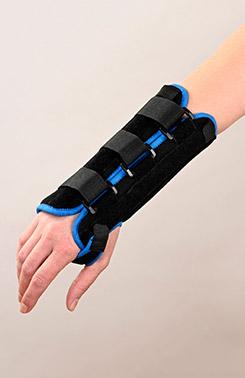 Wrist brace, Rigidux