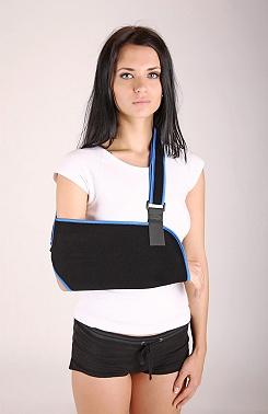 Повязка поддерживающая плечевого сустава (предплечья)